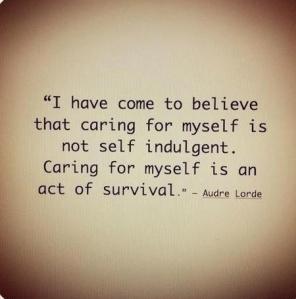 self-care-survival