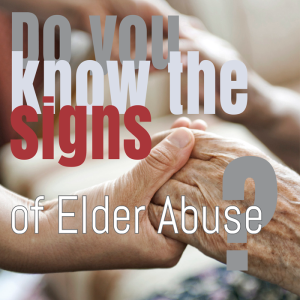 elder abuse signs
