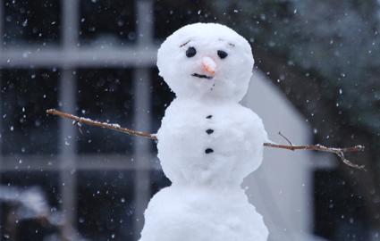 snow days theworkingcaregiver